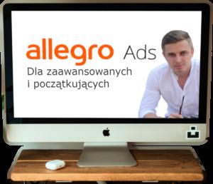 Okładka kursu allegro ads dla zaawansowanych ipoczątkujących